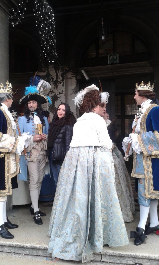 la Corte  di Versailles